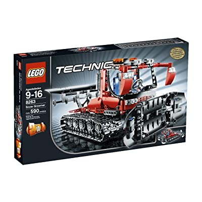 LEGO Technic Snow Groomer (8263): Toys & Games