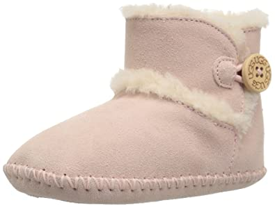 UGG Kids I Lemmy II Boot,Baby Pink,1 M US Infant
