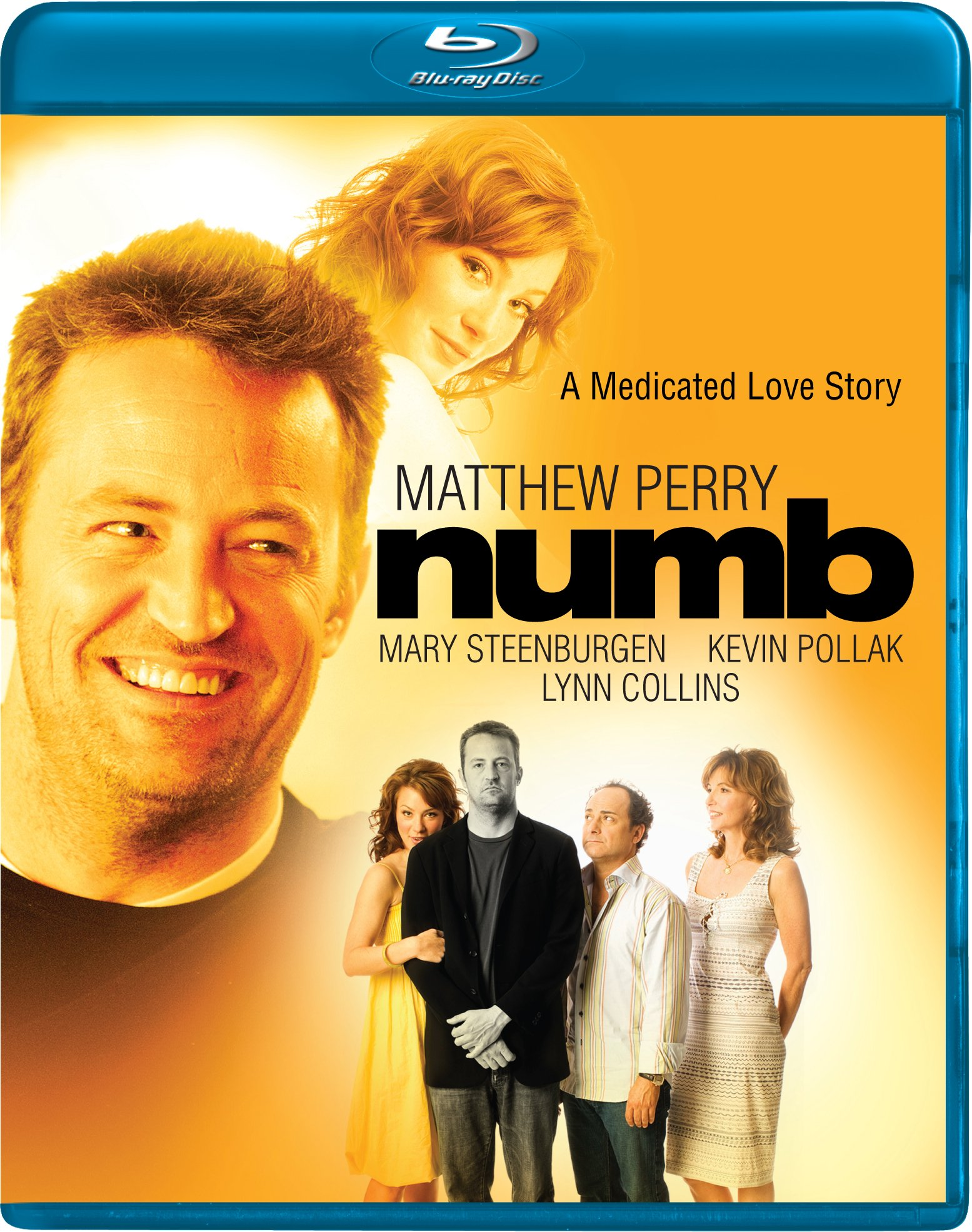 Blu-ray : Numb (Enhanced, Widescreen, Dolby)