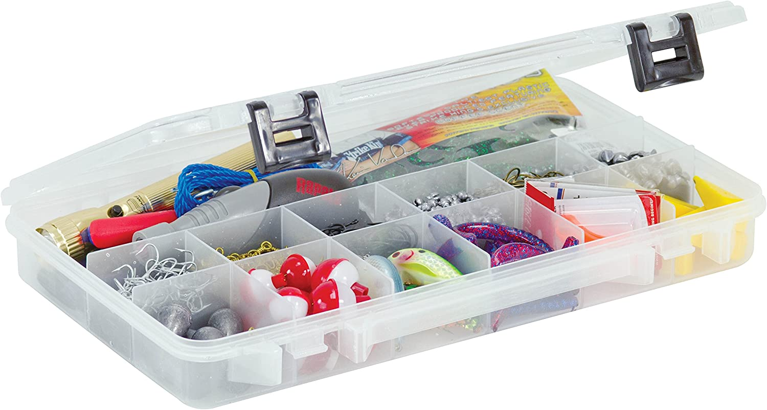 Plano 3700 Series Stowaway with 13 fixed Compartments: Amazon.es: Electrónica