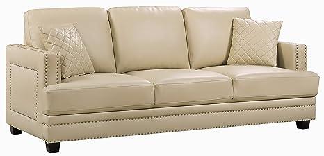 Meridian Furniture Ferrara Collection Sofas, 83.5