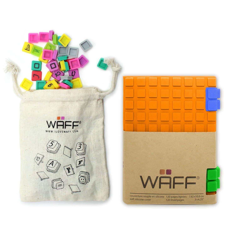 Waff Combo – Notizbuch Kreative M Schwarz B00J6ANSHM | Berühmter Laden