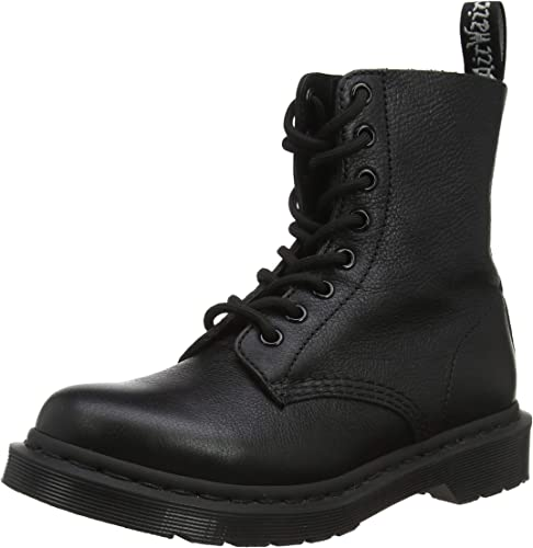 Boots Shoes for Women Dr. Martens Women's Pascal 8 Eye