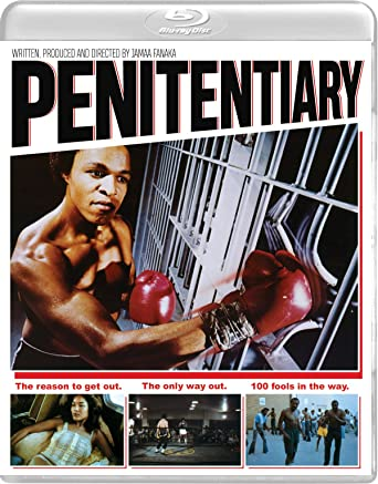 Amazon com: Penitentiary [Blu-ray/DVD Combo]: Leon Isaac