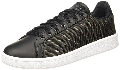 4c96b2eea07ebb Image Unavailable. Image not available for. Colour  adidas neo Men s Cf  Advantage Cl Cblack Cblack Utiblk Sneakers ...