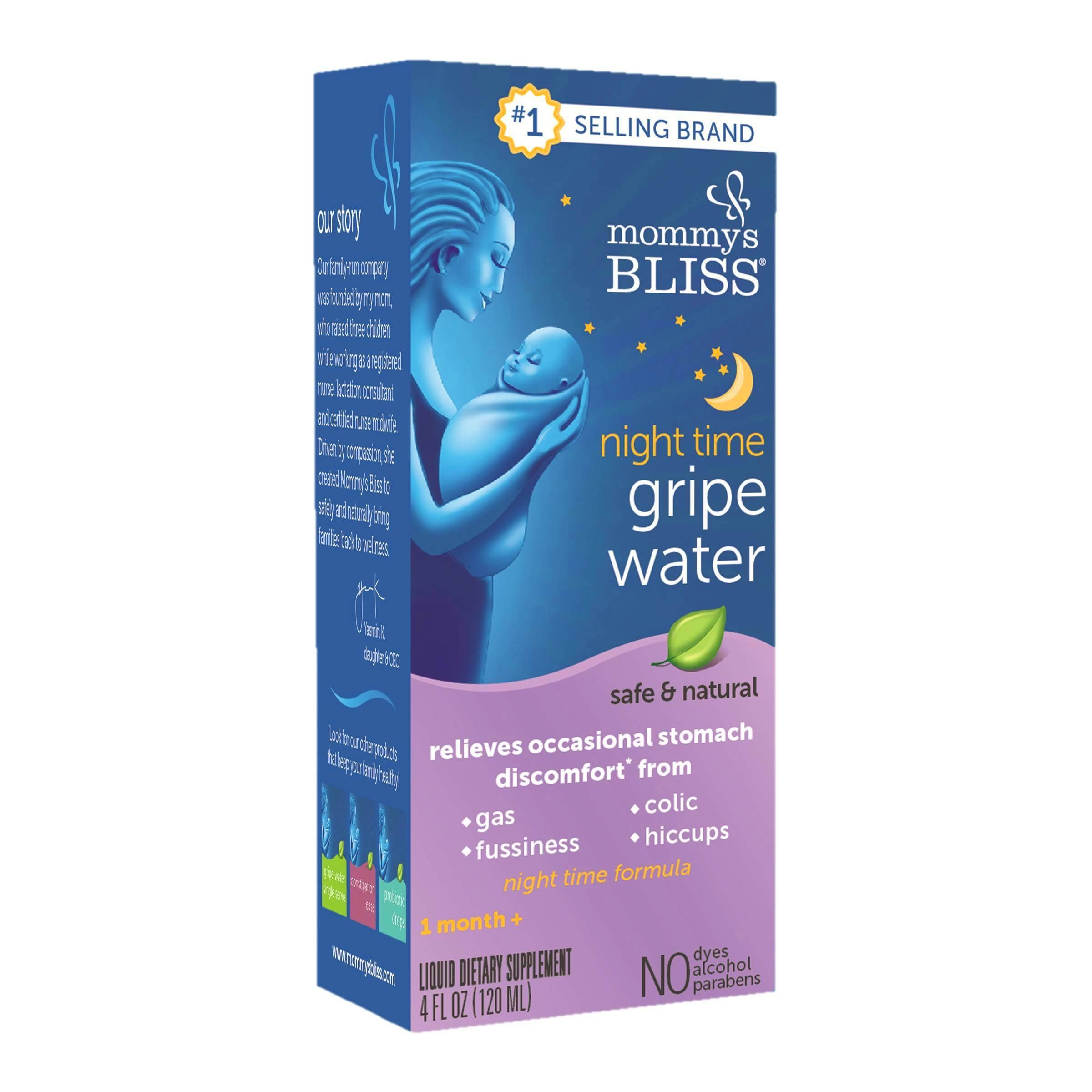 Natural Alternative To Gripe Water