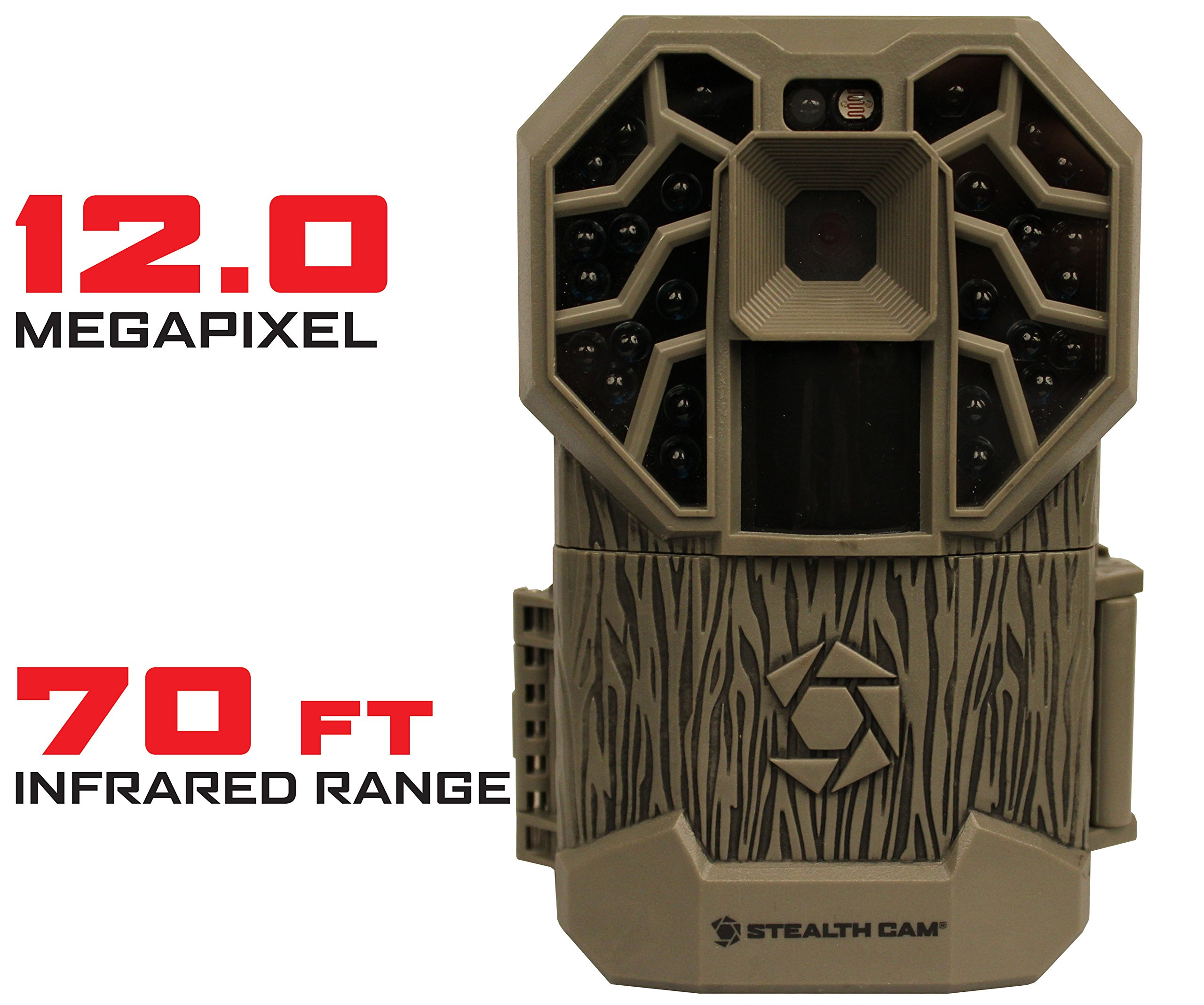 Stealth Cam G26 12MP No Glo 70ft Infrared Range Game Camera