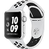 Apple Watch Nike+ smartwatch Argento OLED GPS (satellitare)
