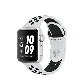 Apple Watch Nike+ OLED GPS - Reloj inteligentes (OLED ...