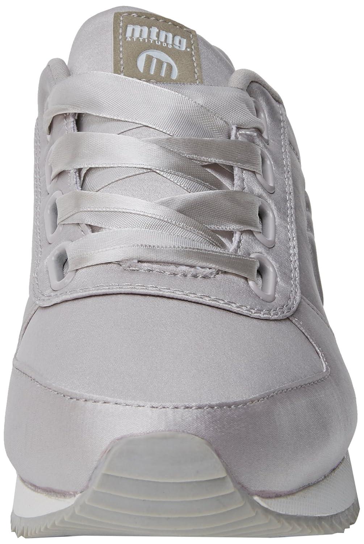 MTNG Stela, Zapatillas de Deporte para Mujer, Gris (Raspe Gris), 41 EU
