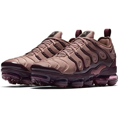 6c42995983292 Image Unavailable. Image not available for. Color  Nike W Air Vapormax Plus  (Smokey Mauve Bordeaux ...