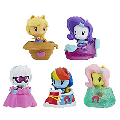 My Little Pony Cutie Mark Crew Party Style Doll: Toys & Games