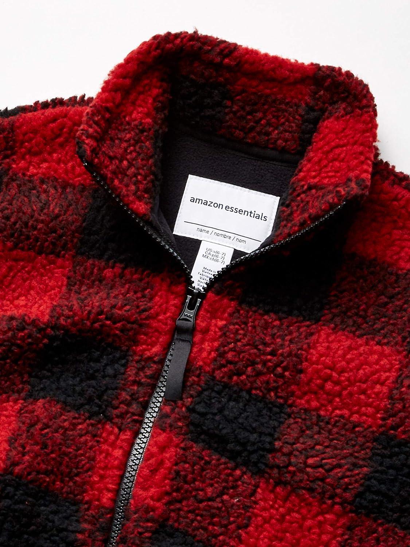 Essentials Full-Zip High-Pile Polar Fleece Jacket Bambino
