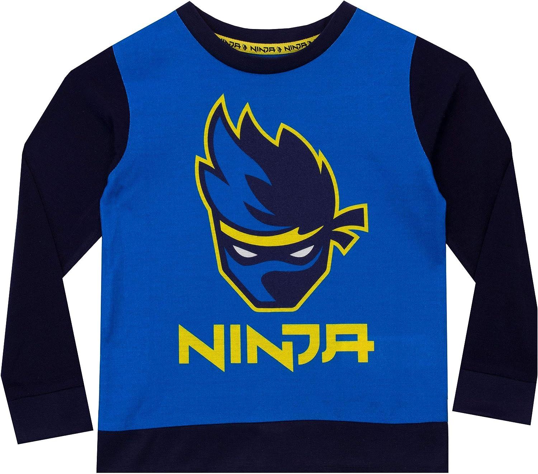 Ninja Boys Pajamas