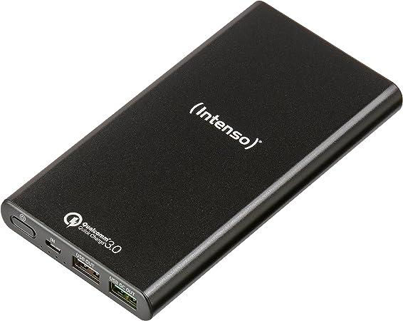 Intenso Powerbank Q10000 Externes Ladegerät 10000mah Elektronik