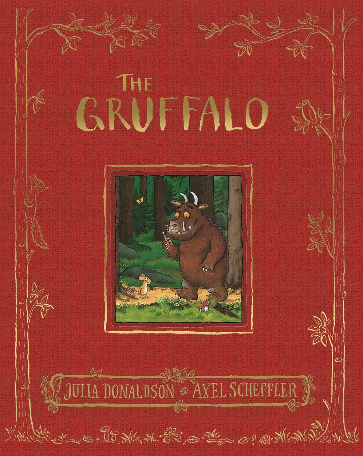 Gruffalo Deluxe: Amazon.es: Donaldson, Julia: Libros en idiomas extranjeros