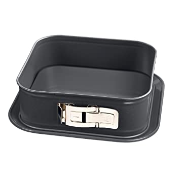 Amazon.com: WMF Kaiser La Forme Plus 24 Cm Square Springform Pan ...