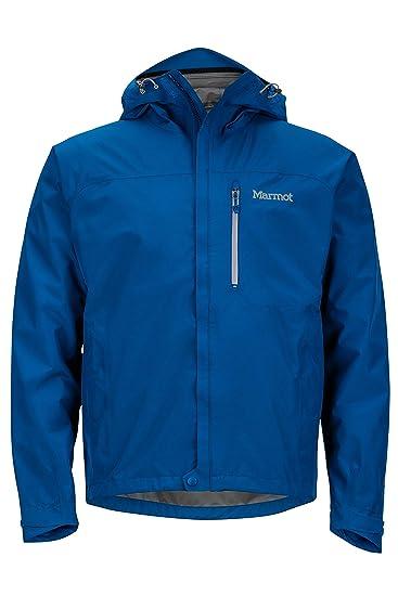 Amazon.com: Marmot Minimalist Men's Lightweight Waterproof Rain ...