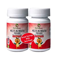 Kids Chewable Iron Supplement (Ferronyl®/Carbonyl Iron 9 mg with Vitamin C 30 mg...