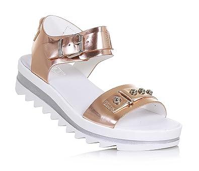 3e16d74cb9 Cult Mädchen Sandalen, Pink - Rosa - Größe: 38 EU: Amazon.de: Schuhe ...