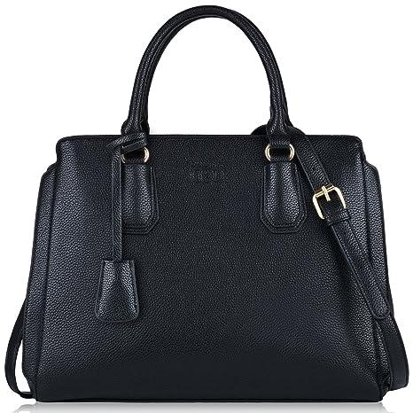 4f7255e6d115d Schwarze Handtasche
