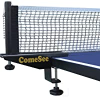 VODRM Premium Clipper Ping Pong Net Table Tennis Net and Post Set Easy and 72/""