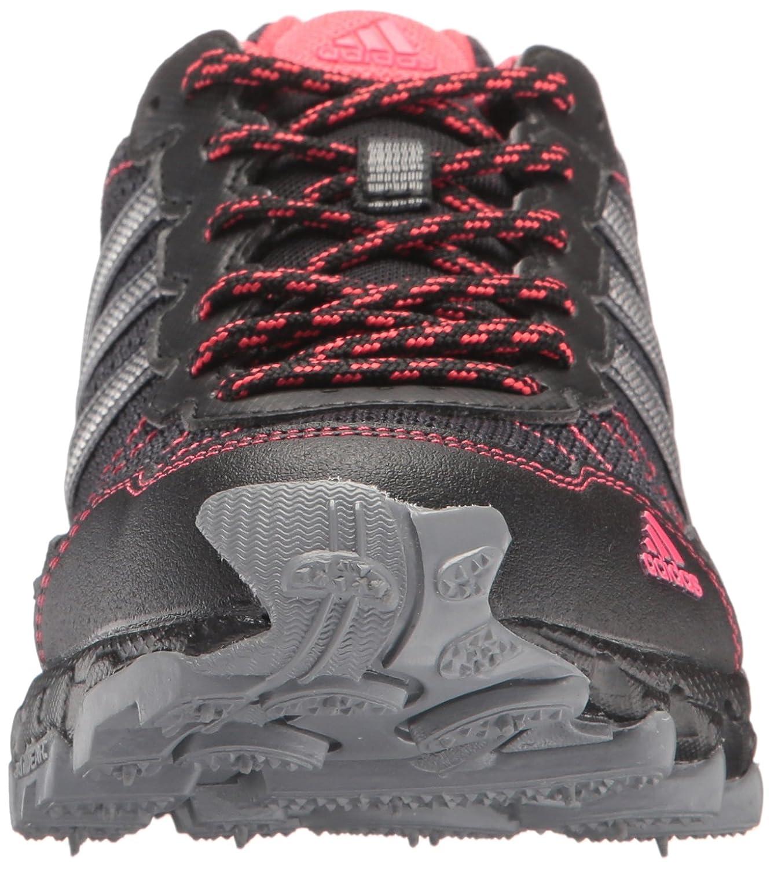 adidas Women's Rockadia W Trail Running US|Grey/Black/Pink Shoe B01H7Z61KS 7.5 B(M) US|Grey/Black/Pink Running 984f91