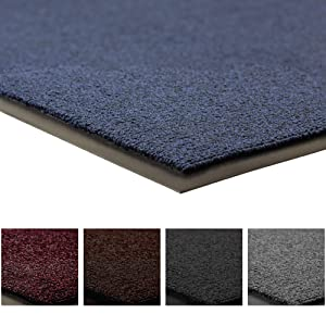 Notrax 141 Ovation Entrance Mat, for Home or Office, 3' X 6' Blue