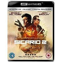 Sicario 2: Soldado - [4K Blu-ray] [2018]