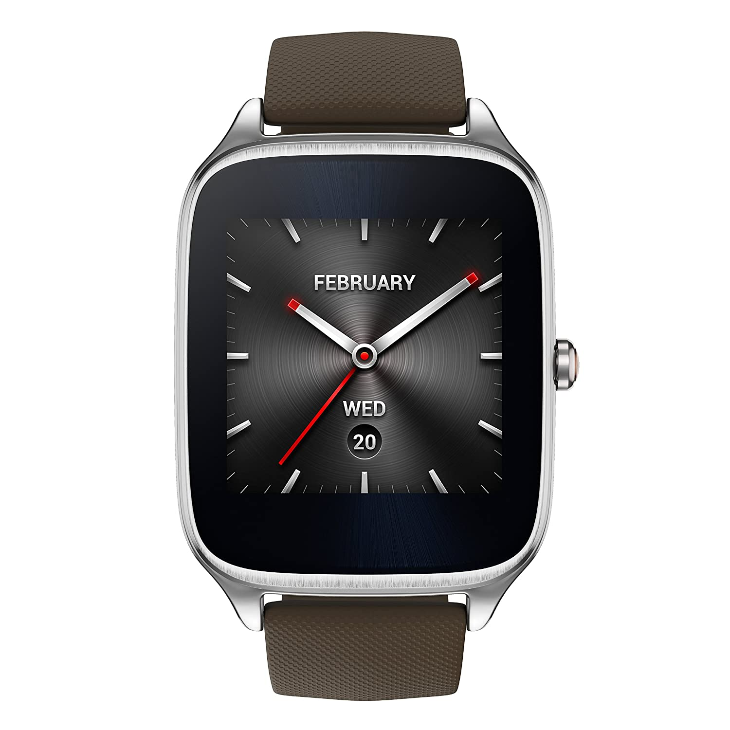 Amazon.com: ASUS ZenWatch 2 Android Wear Smartwatch - 1.63