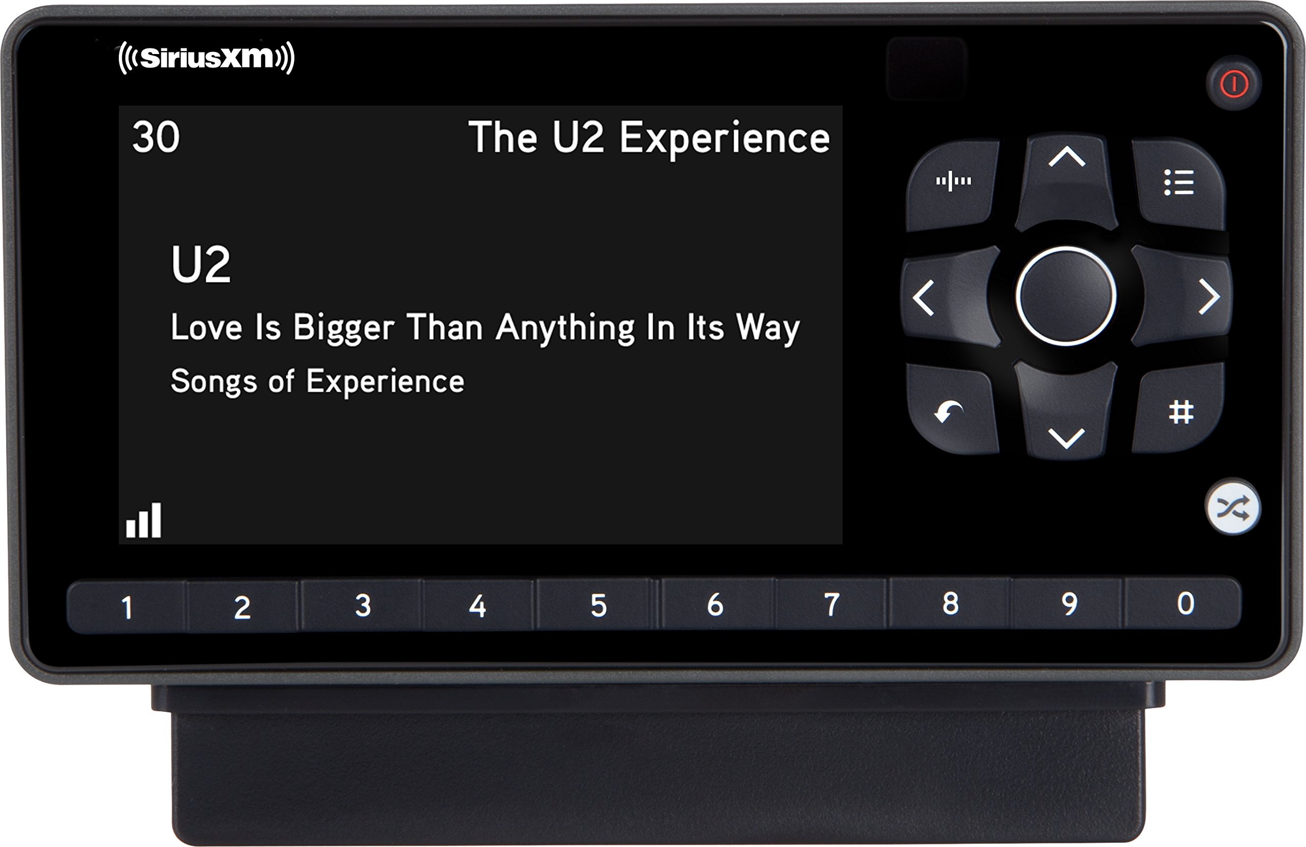 SiriusXM SXEZR1V1 XM Onyx EZR Satellite Radio Vehicle Kit Free 3 Months Satellite Streaming Service