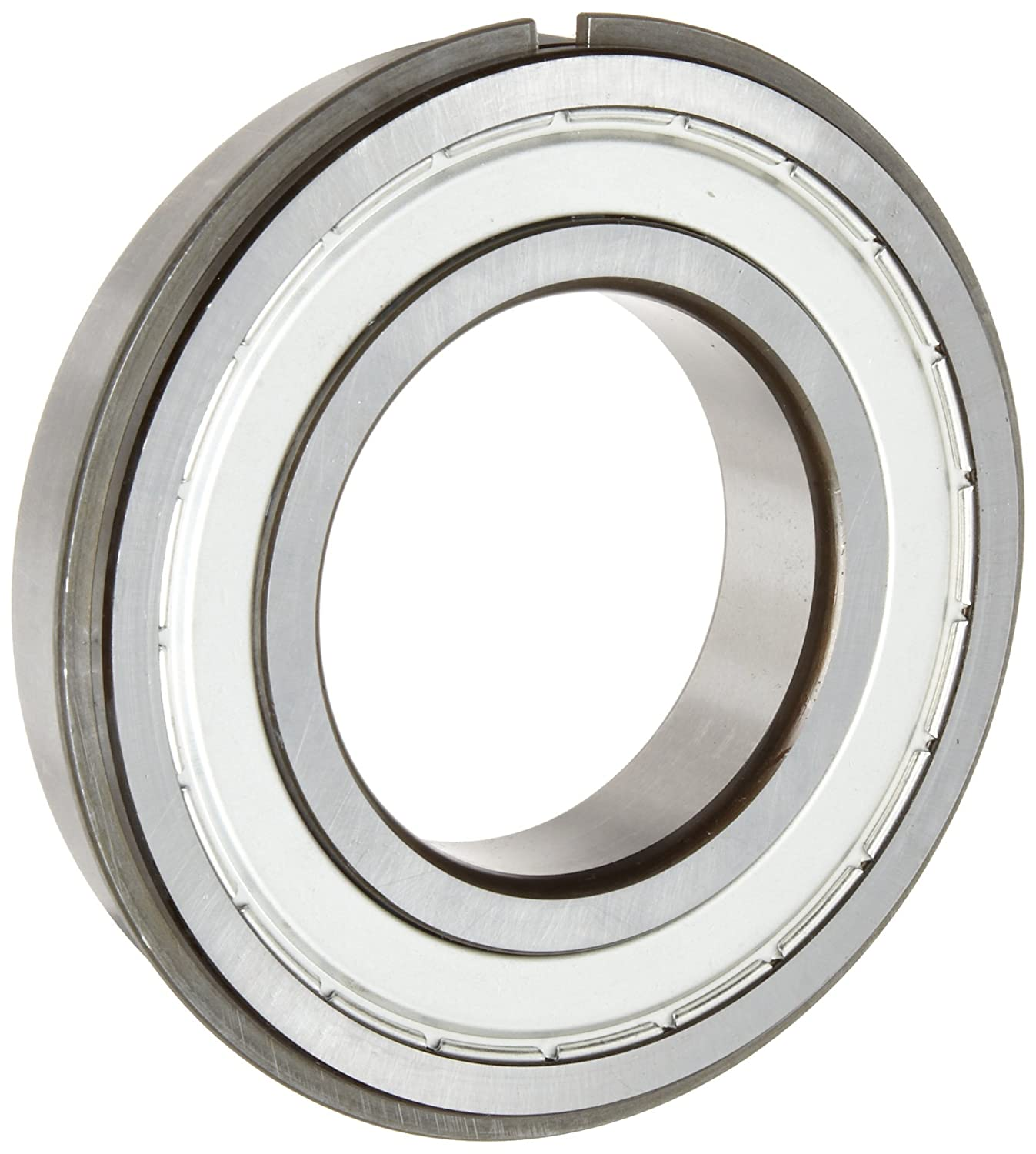 ORS 6006 ZZ NR C3 Deep Groove Ball Bearing, Single Row, Double Shielded, Snap Ring, Steel Cage, C3 Clearance, ABEC 1 Precision, 30mm Bore, 55mm OD, 13mm Width ORS Bearings Inc. 6006ZZ NR C3 G93