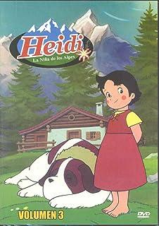 Heidi - La Niña De Los Alpes, Serie Completa 52 Capitulos, Vol. 3