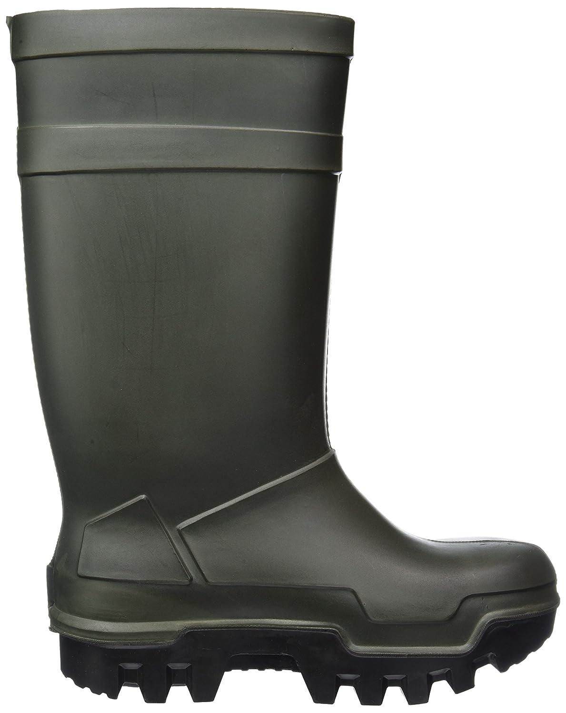 Dunlop C662933 S5 THERMO GROEN 9 Unisex-Erwachsene Langschaft Gummistiefel
