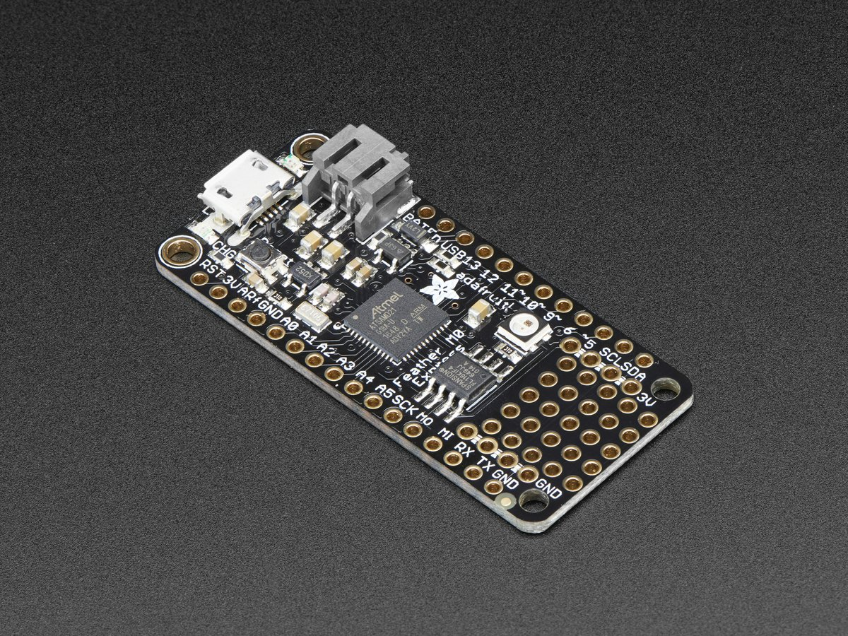 Adafruit 3403 Feather M0 Express - Designed For CircuitPytho