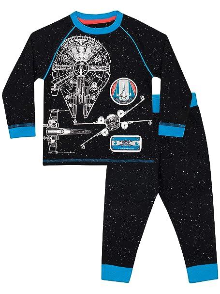 Star Wars Pijama para Niños Millenium Falcon 18-24 Meses