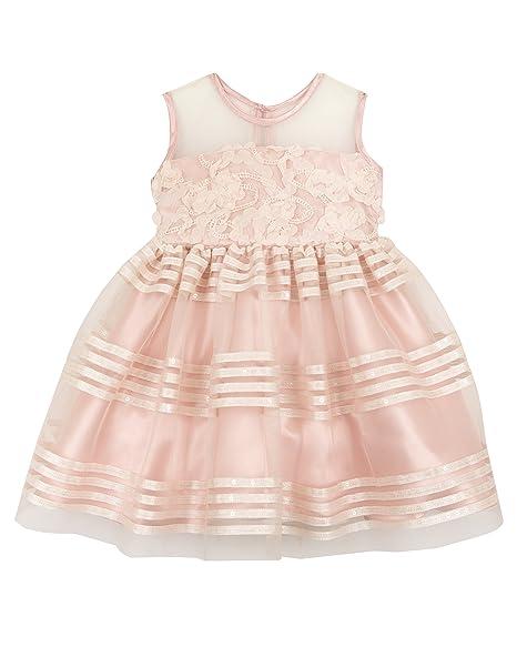 Amazon.com: Ediciones raras Little Baby soutach de las niñas ...