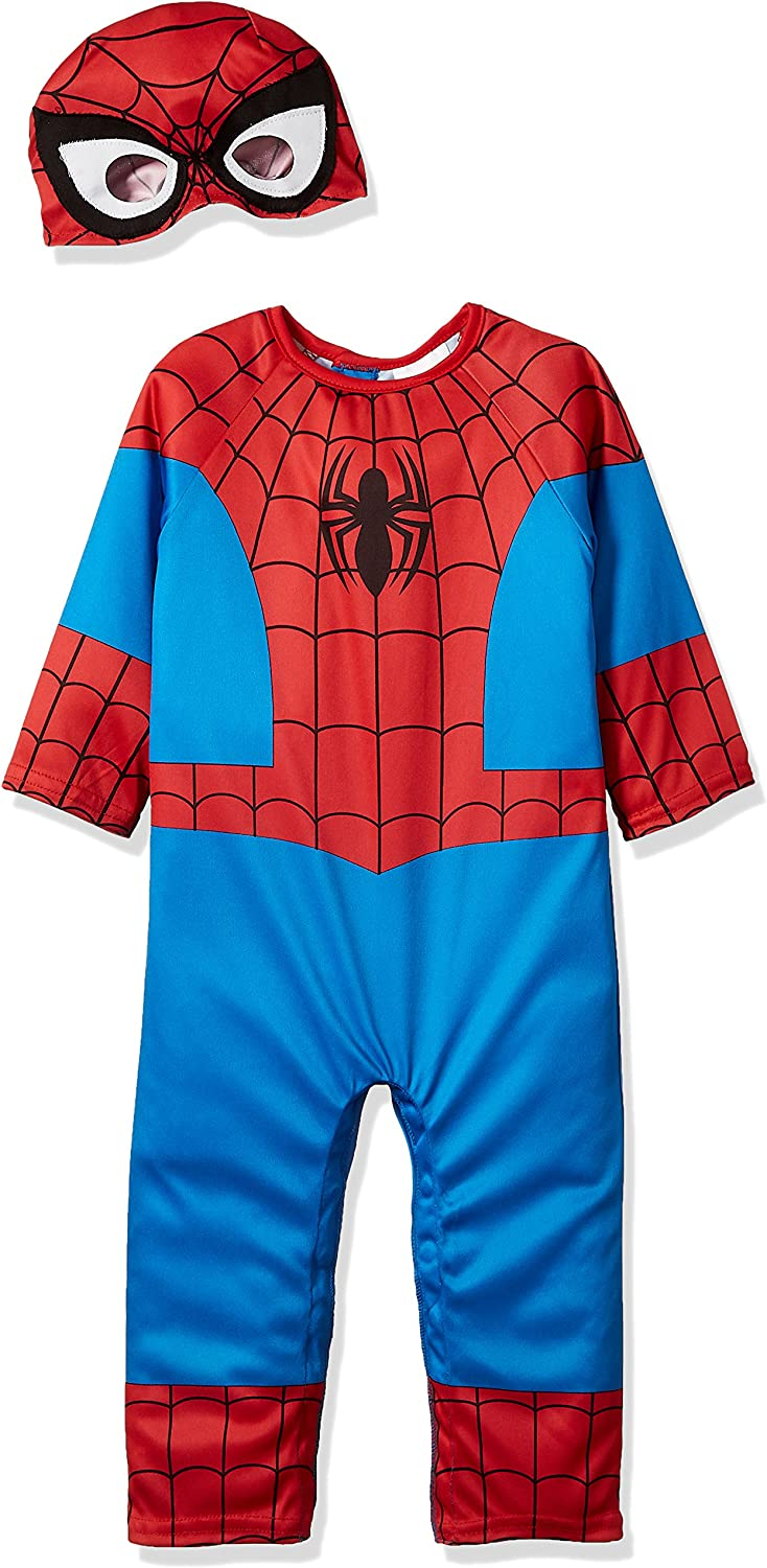 Halloween Baby Boy Girl Spiders Clothing Outfits Accessories Fancy Dress 3 6 12m