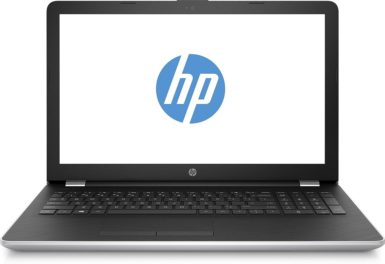 "HP 15-bs131nr 15.6"" Laptop - Silver - Intel Core i5-8250U 1.6GHz; Windows 10 ; 8GB DDR4; 1TB Hard Drive"