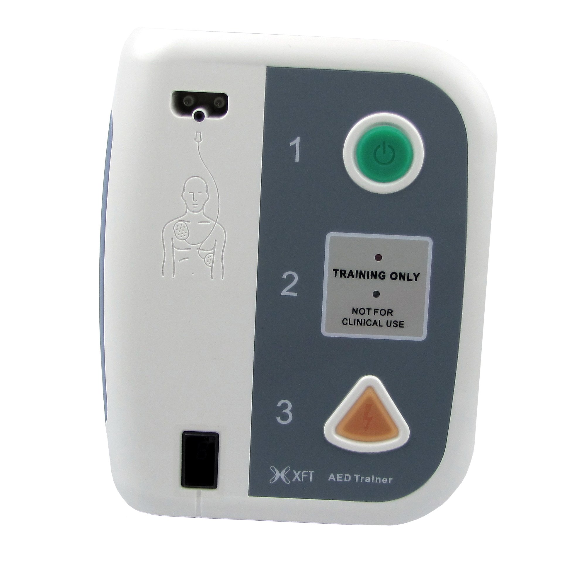 CPR Savers Practice Trainer CPR-AED Training Unit