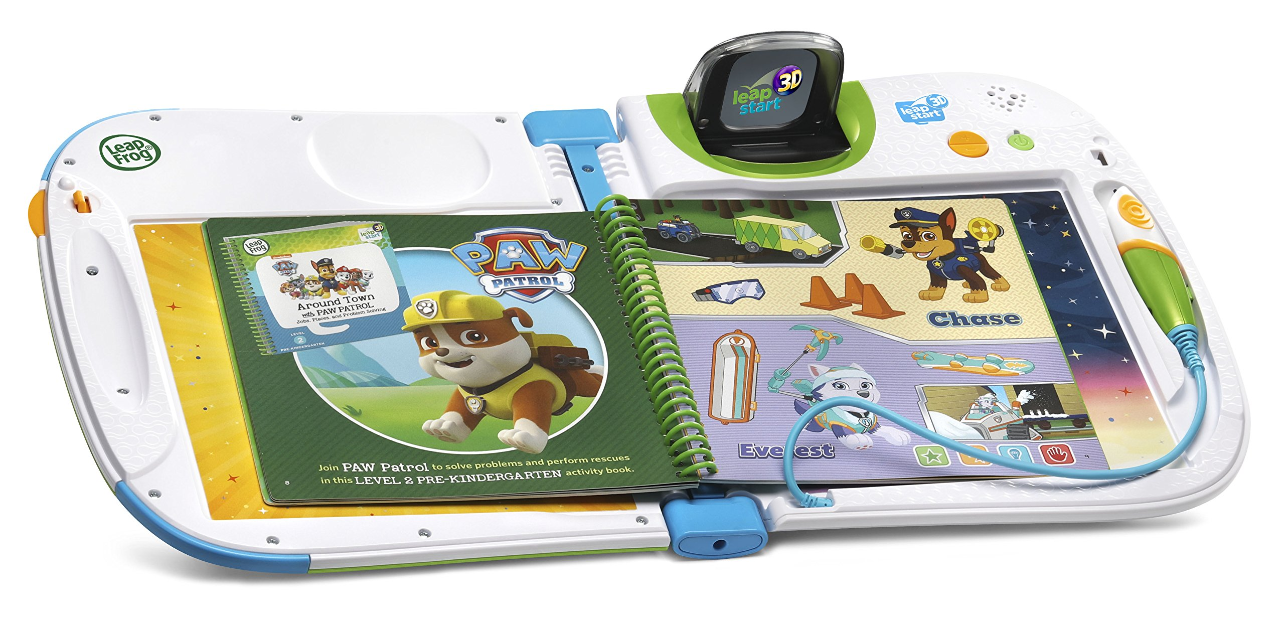 LeapFrog LeapStart 3D Interactive Learning System (Frustration Free Packaging), Green by LeapFrog (Image #8)