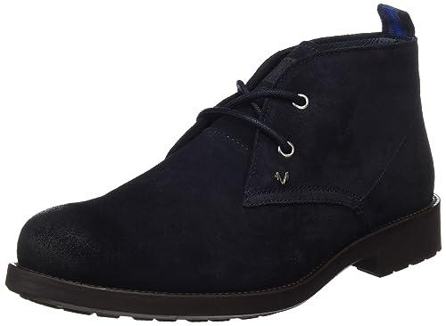 Martinelli Keegan, Botines para Hombre, Azul (Navy), 41 EU: Amazon.es: Zapatos y complementos