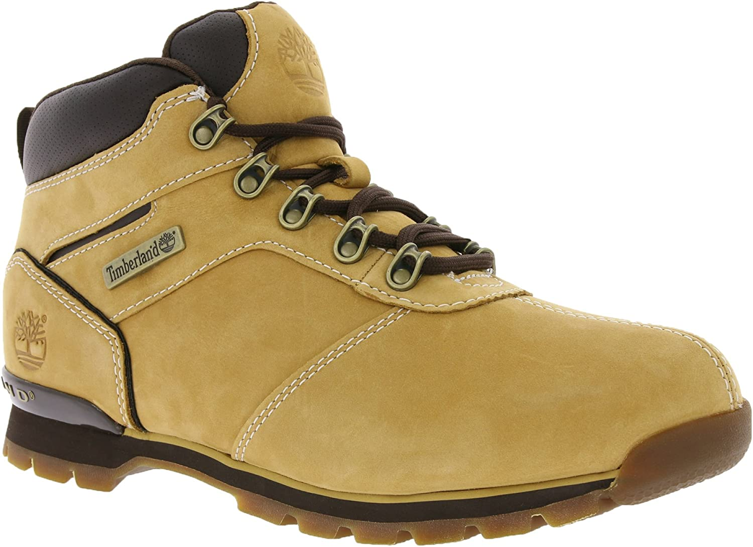 Timberland Mens Splitrock 2 Leather Boots