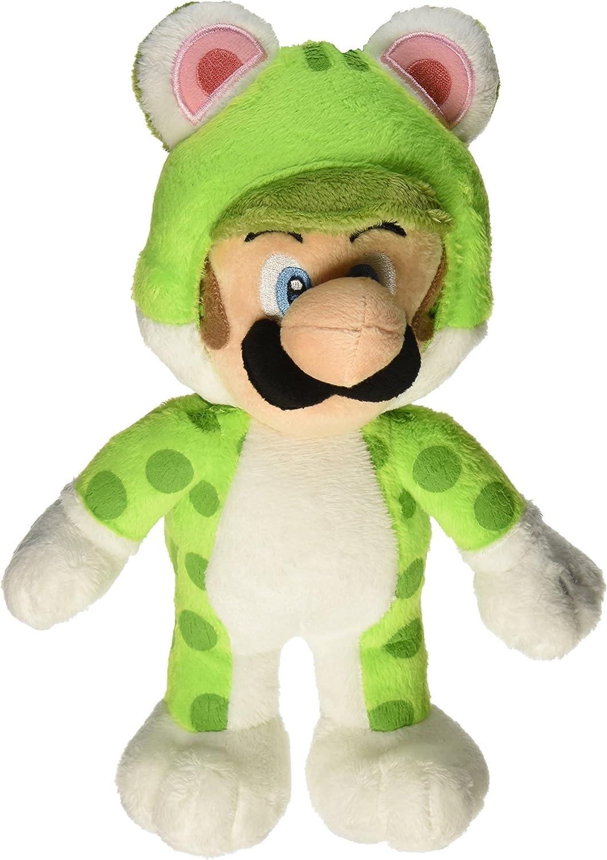 1371 Little Buddy Toys Cat Mario 10 Plush Multi-Colored