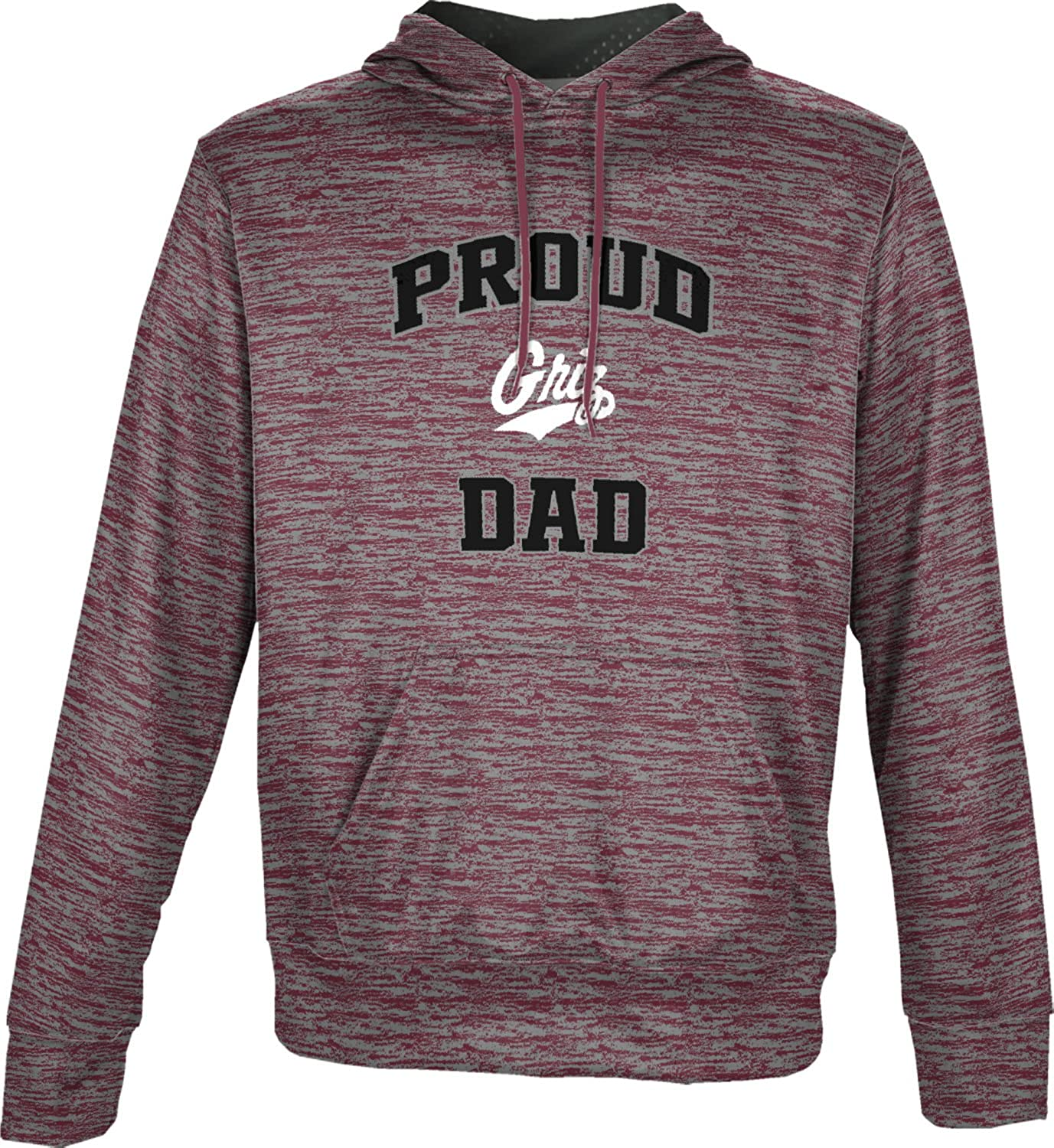 Zoom ProSphere University of Montana Fathers Day Mens Performance T-Shirt