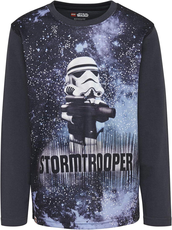 Lego Boys Star Wars cm Long Sleeve Top