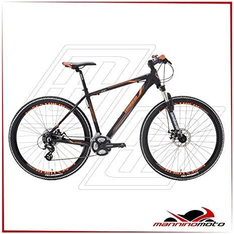 Lombardo Mountain Bike 275 Sestriere 300 21v Yellowbluematt 16