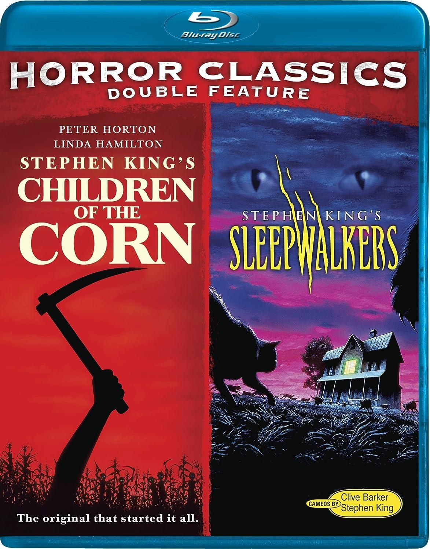 Blu-Ray Double Feature: Stephen King Edizione: Stati Uniti Francia Blu-ray: Amazon.es: Double Feature: Stephen King: Cine y Series TV