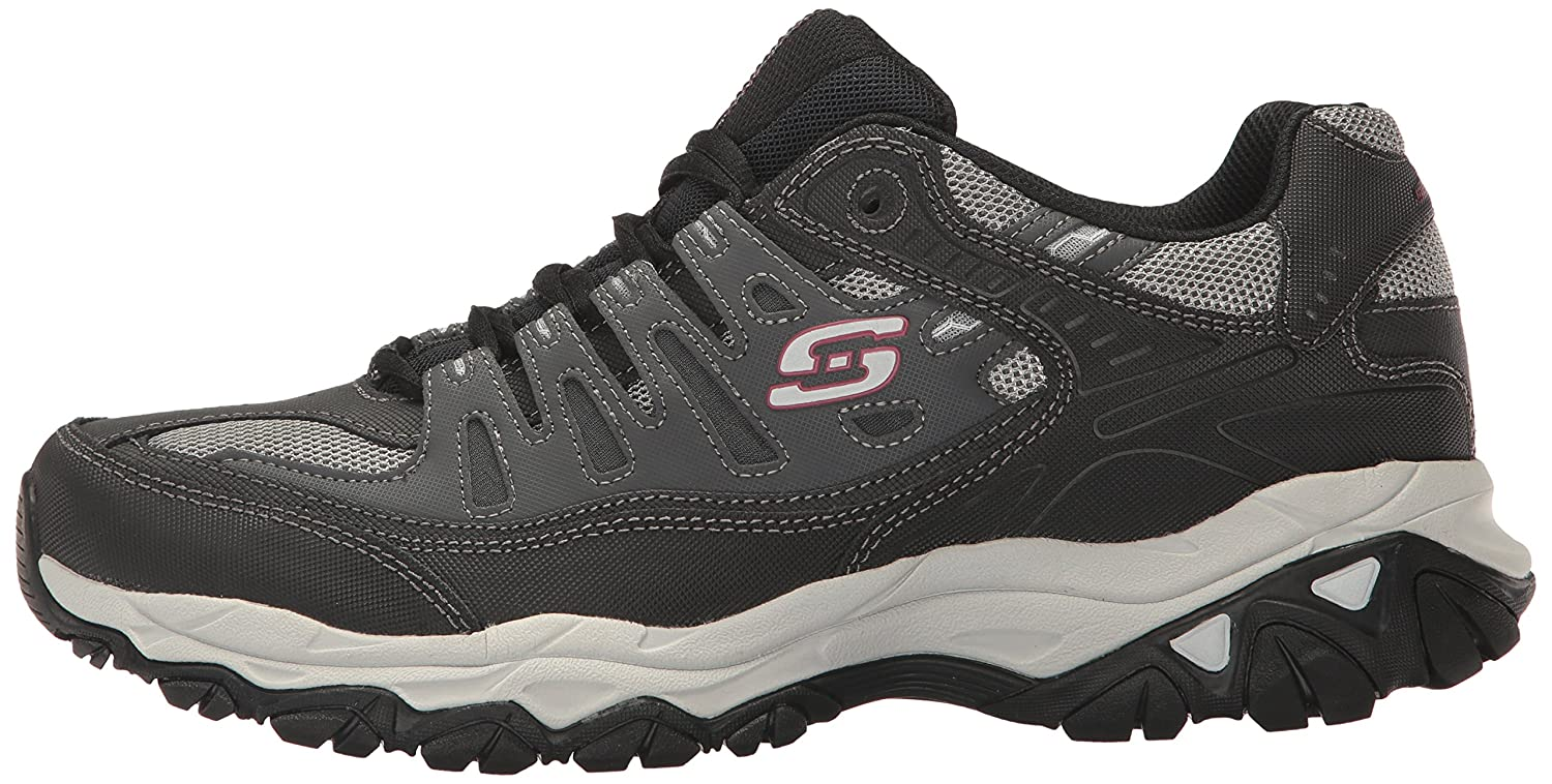 Skechers-Afterburn-Memory-Foam-M-Fit-Men-039-s-Sport-After-Burn-Sneakers-Shoes thumbnail 48