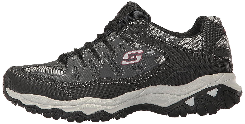 Skechers-Afterburn-Memory-Foam-M-fit-Men-039-s-Sport-After-Burn-Baskets-Chaussures miniature 48